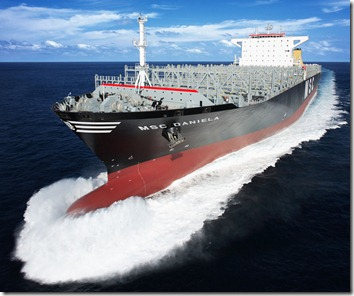 MSC DANIELA بزرگترین کشتی کانتینربر جهان